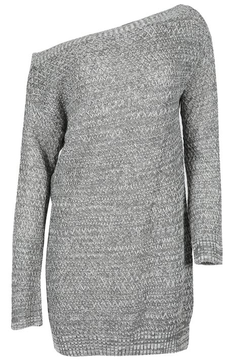 womens cable knit womens cable knit the shoulder bardot