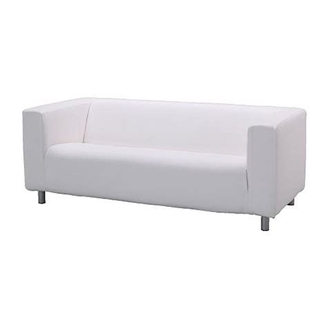 ikea sofa slipcovers discontinued ikea klippan sofa slipcover cover alme white 100 cotton