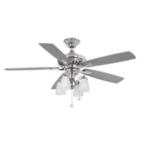 silver ceiling fan silver ceiling fan with light winda 7 furniture