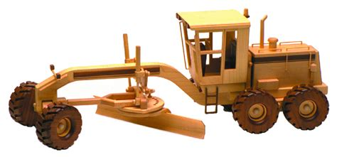 toys and joys woodworking plans road grader 25inch woodworking plan