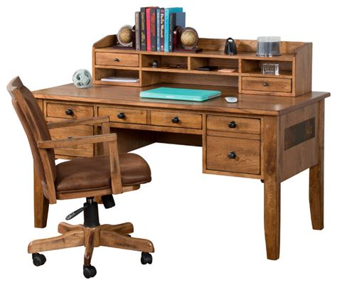 writing desk with hutch sedona writing desk with hutch traditional desks and