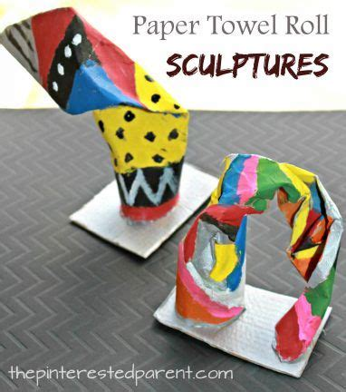 paper towel arts and crafts 25 best paper towel rolls ideas on paper