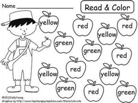 read colored johnny appleseed read color roll cover
