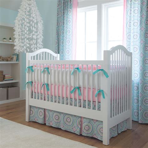 baby crib bedding for aqua haute baby crib bedding carousel designs