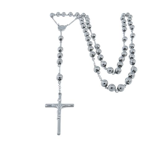 stainless steel rosary for stainless steel rosary necklaces
