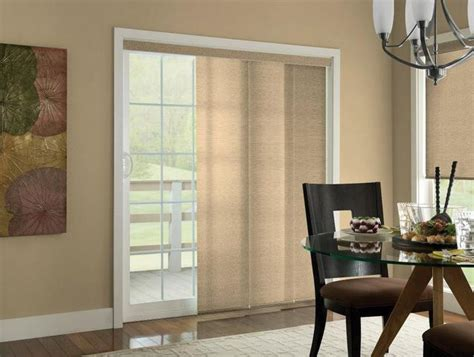 shades for sliding patio doors marvelous blinds for patio door designs sheer blinds for