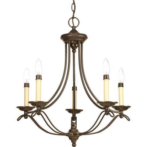 chandelier collections progress lighting avalon collection 5 light antique bronze