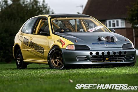 Honda Civic Drag Race by Car Spotlight Gt Gt Rms Drag Civic Speedhunters