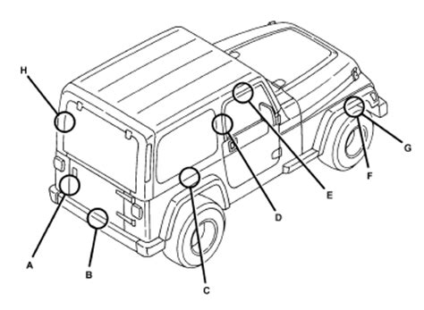vehicle repair manual 2011 jeep wrangler security system jeep tj front axle diagram jeep free engine image for user manual download