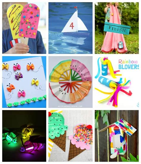 easy crafts for to make easy summer crafts that anyone can make happiness