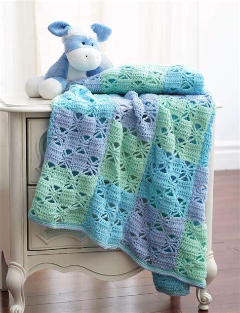 blanket colors 3 color crochet blanket patterns yarnspirations