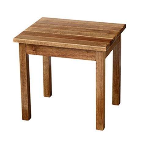 home depot patio table maple patio side table 50etm rta the home depot