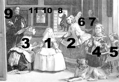 el cuadro de las meninas historia del arte las meninas vel 225 zquez