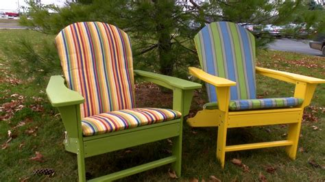 Cushions For Adirondack Chairs by How To Make An Adirondack Chair Cushion