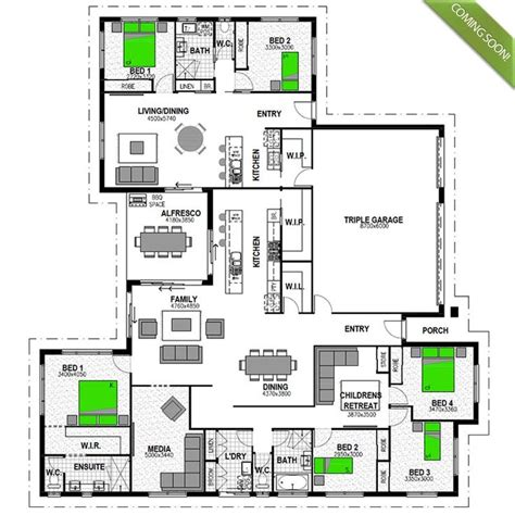 house plans with flats the highgrove 277 flat is a cleverly designed
