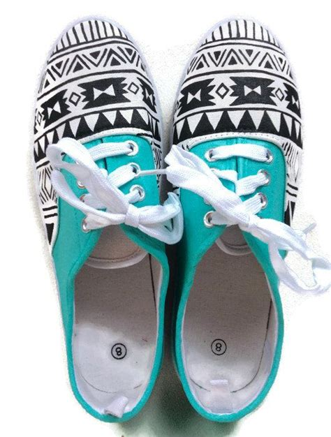 25 best ideas about painted canvas shoes on