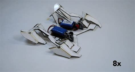 origami robot origami robot inspired by nature and biomimicry