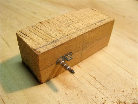miniature woodworking projects woodworking projects wood ipod mini
