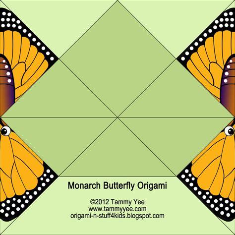 tammy yee origami origami n stuff 4 monarch butterfly