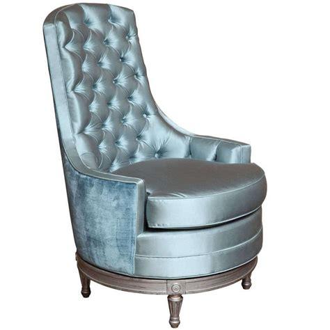 swivel slipper chair louis xvi furniture antique swivel slipper chair at 1stdibs