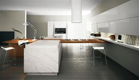 kitchen design contemporary modern kitchen with luxury wooden and marble finishes