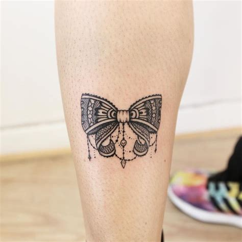 63 beautiful bow tattoos and meanings