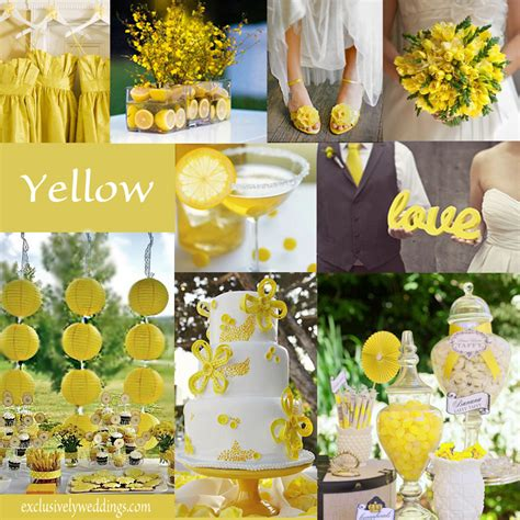 Yellow Colour Combination yellow wedding color combination options exclusively