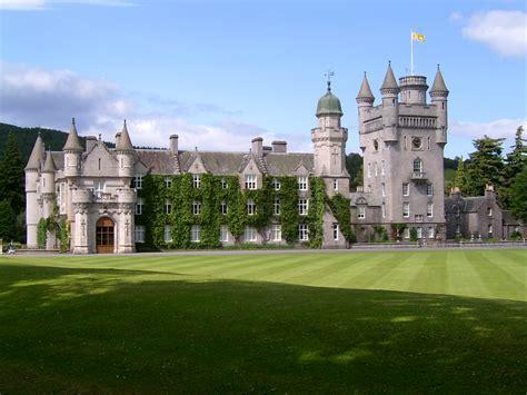 historical castles historic scottish castles balmoral castle