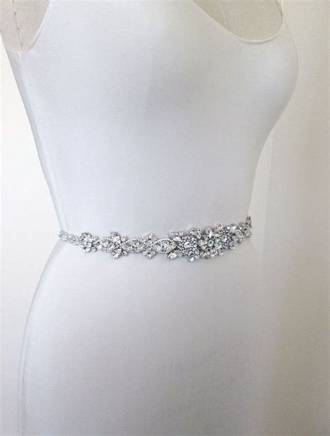 beaded belts for dresses 1000 ideas about bridal belts on wedding