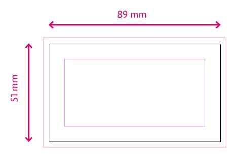 card sizes for card business card standard sizes by country indesign