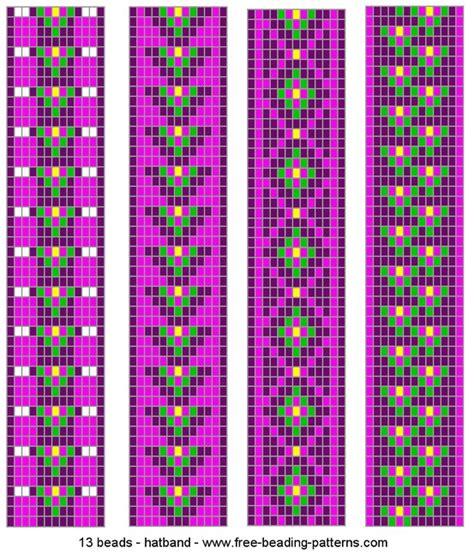 bead loom designs loom beading headband designs diy
