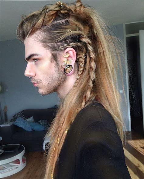 vikings hairstyles best 25 viking braids ideas on pinterest