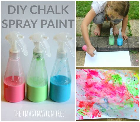 my diy chalk paint is gritty diy chalk spray paint recipe the imagination tree