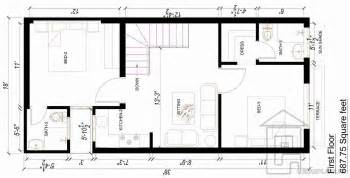 house plans and designs 3 marla house design gharplans pk