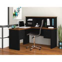 black desk with hutch l shaped desk with hutch black www imgkid the