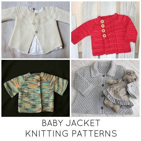 all in one knitted baby jacket 10 baby jacket knitting patterns you ll