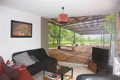 papier peint original d 233 coration murale en 233 dition limit 233 e papier peint trompe l oeil mon jardin