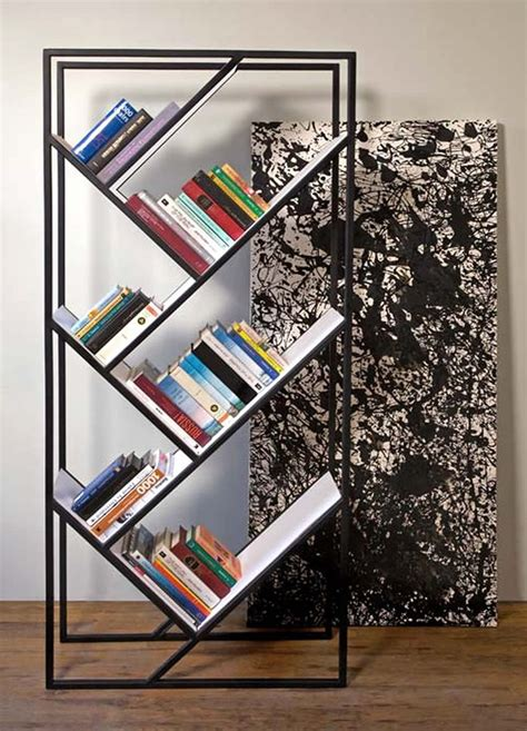 book rack designs pictures 1000 ideas about modern bookcase on revolving