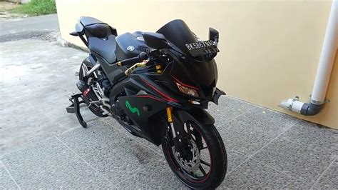 R15 V2 0 Modification by Modified New Yamaha R15 V3 0 Vva Tapi Kerenn