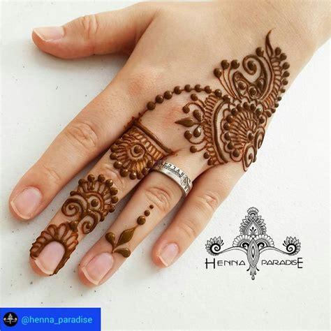 stylish indian mehndi designs 2017 for girls 1