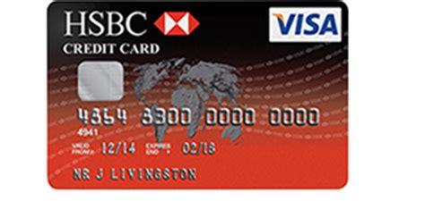 how to make hsbc credit card payment student credit cards hsbc uk