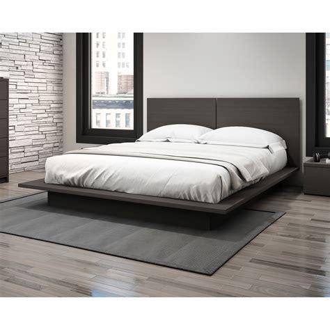 cheap king size bed frame bedroom cool furniture design with platform bed frame also