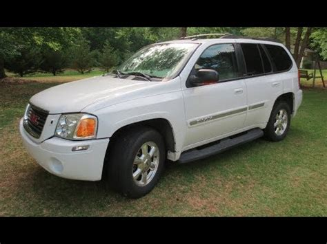 2005 Chevy Envoy by 2005 Gmc Envoy Tour Start Up Review