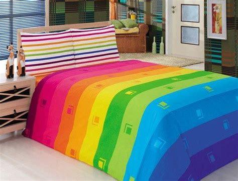 rainbow bedding rainbow bedding color my world