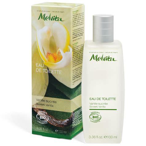 melvita eau de toilette bio parfum vanille sucr 233 e vaporisateur 100ml boutique bio