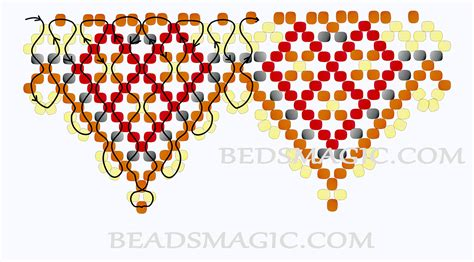 free printable seed bead patterns mintale 237 r 225 s on seed bead tutorials bead