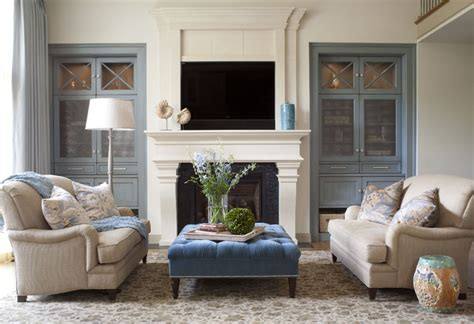 Cherry Hills Remodel   Transitional   Living Room   denver   by Exquisite Kitchen Design