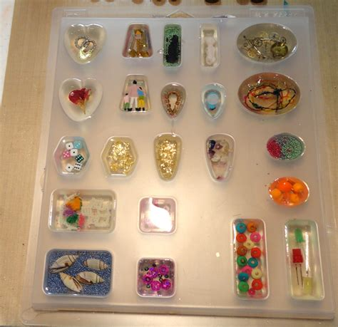 Resin Crafts July 2011
