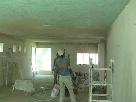 spray painting quotation spray plastering rendering painting service in