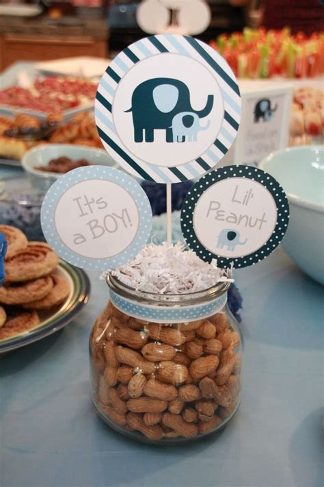 elephant themed baby shower centerpieces best 25 elephant baby showers ideas on baby